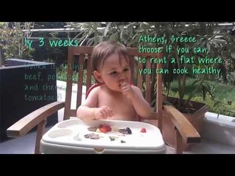 This is How we Travel with our Baby   Baby-Led Weaning - YouTube