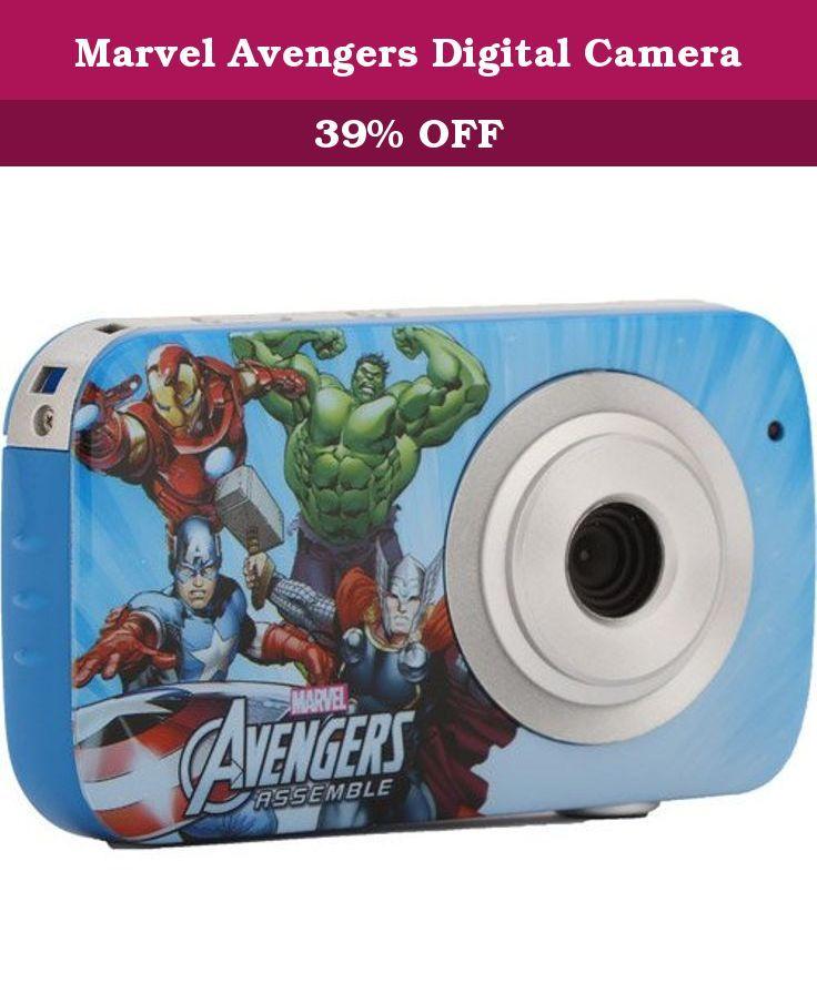 Marvel Avengers Digital Camera. Marvel Avengers Digital Camera.