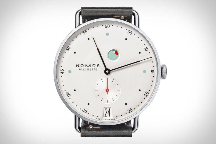 Nomos Metro Watch