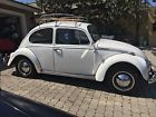 1965 Volkswagen Beetle - Classic FREE SHIPPING IN CONTINENTAL US 1965 VOLKSWAGEN VW BUG CLASSIC BEETLE - 1200cc 40hp ENGINE W RARE STEEL SUNROOF