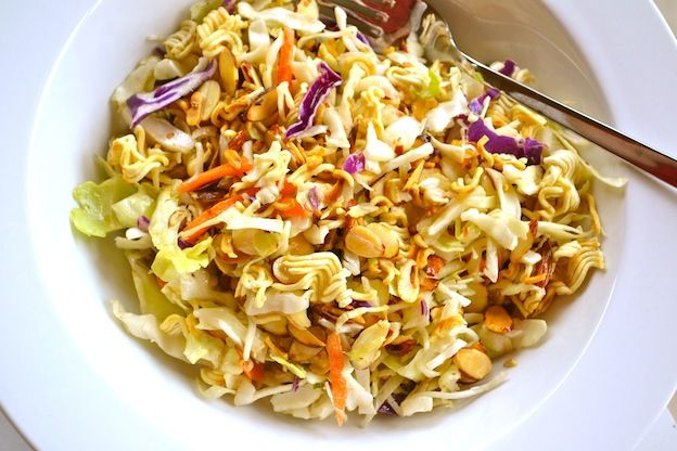 Healthy Dinner Ideas: Ichiban Salad