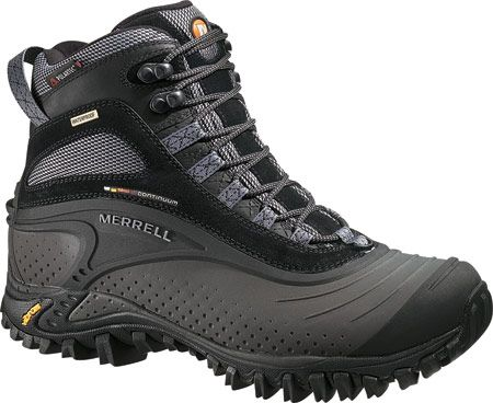 Cover: Merrell Snowmotion 8 Waterproof Boots, size 13... May look at 14 for my next pair
