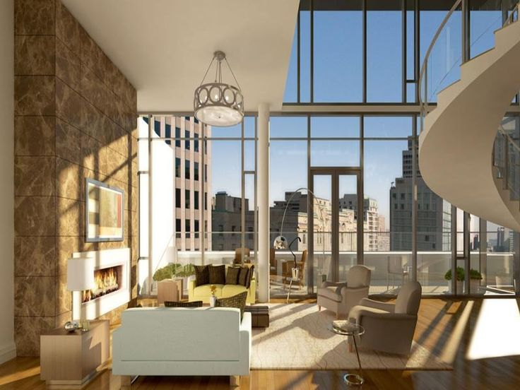 The Residences at the Ritz-Carlton, Montreal | Montreal Condominium Home for Sales Details