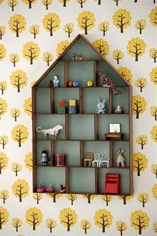 The Dorm shelf from Ferm Living