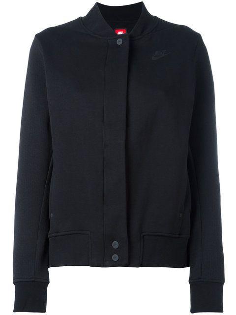NIKE Varsity Jacket. #nike #cloth #jacket