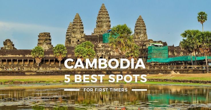Where to go in Cambodia? Check out these top tourist spots, best places to visit, must-see attractions, beautiful sights & more.