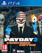 on XBOX ONE or PS4 = Payday 2 Crimewave Edition Pre-order Bonus Pre-order Payday 2 Crimewave Edition and receive a promotional code for access to the HardTime Loot Bag DLC.