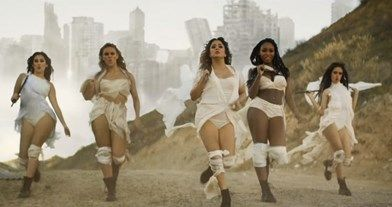 Fifth Harmony raise flags and save lives in new That's My Girl video