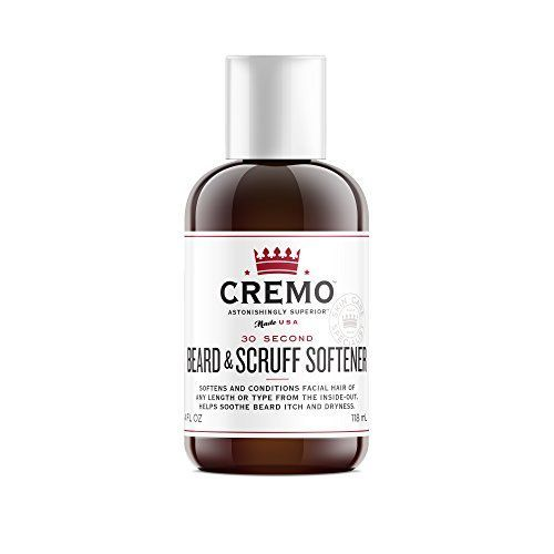 Cremo Beard and Scruff Softener Review