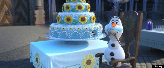 "We're so excited to see this new ""Frozen"" short, which comes out March 13th!"