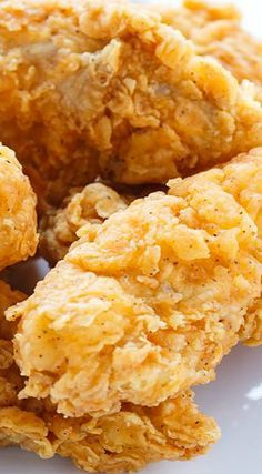Crispy Buttermilk Chicken Strips Recipe for Busy Cooks