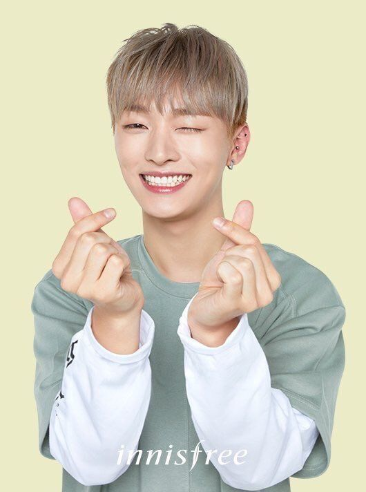 WANNA ONE | yoon jisung
