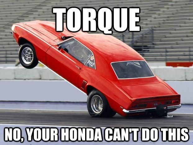 Awesome car and quote