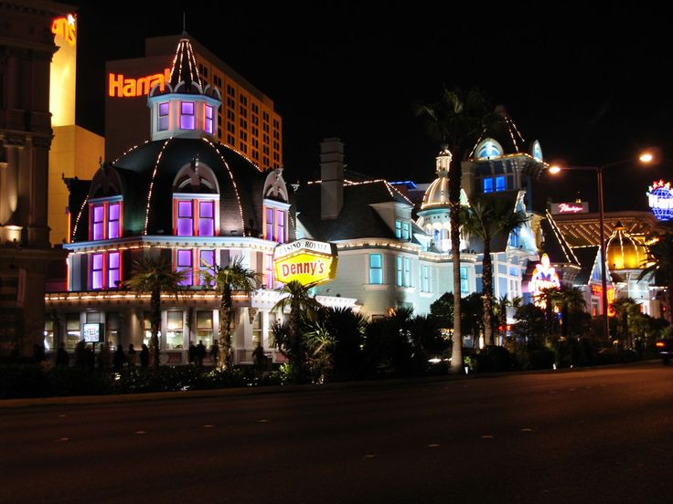 Las Fotos De Las Vegas De Noche