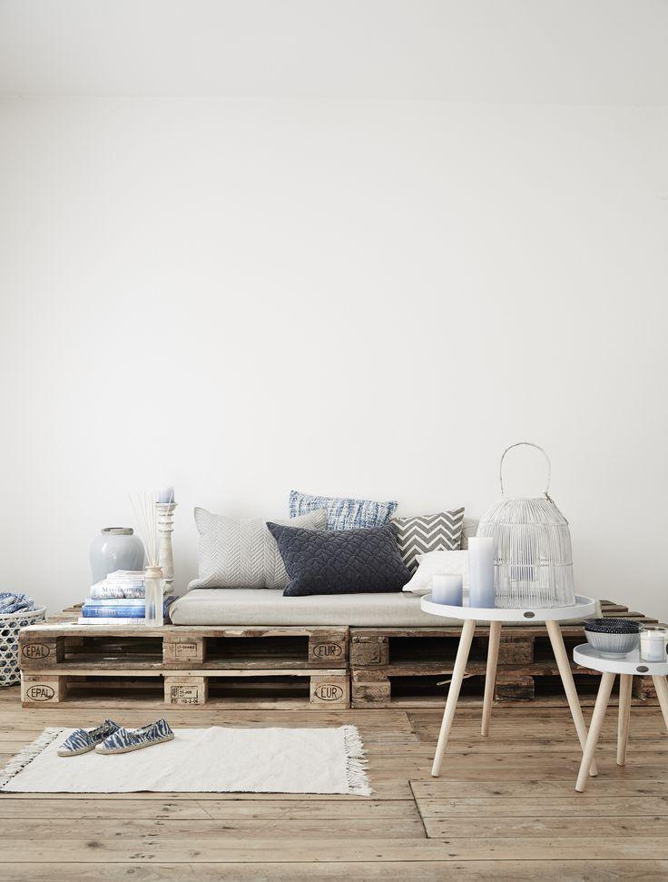 Riverdale landelijk naturel wit beige grijs hout beach scandinavisch lente zo - Interieur taupe beige ...