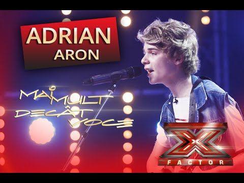 Adrian la X Factor