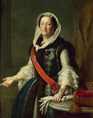 Maria Josepha, Gemahlin König Augusts III. von Polen (1699-1757)