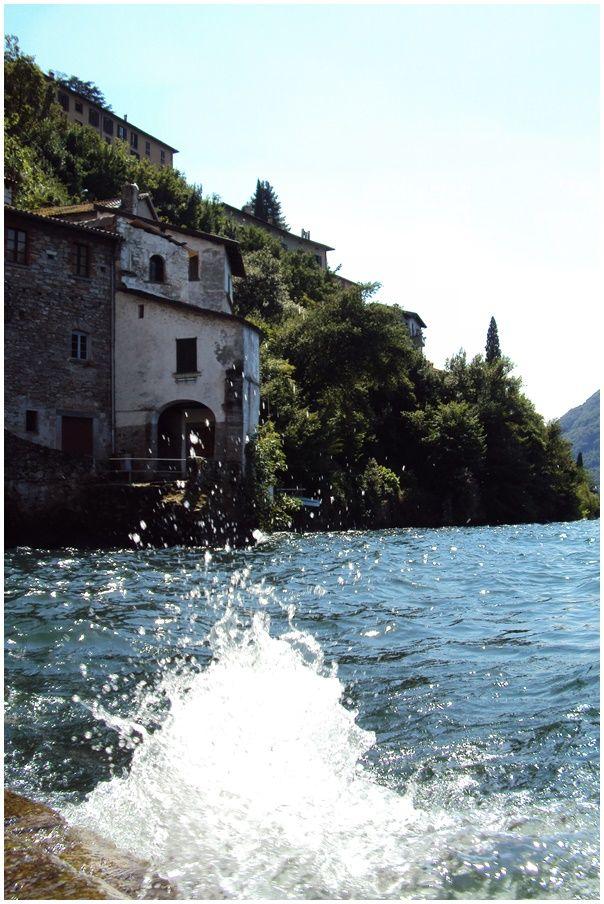 Nesso, lago di Como