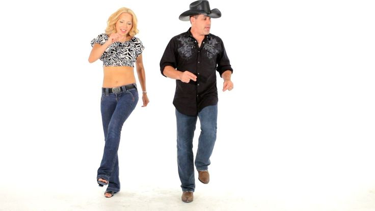 Learn how to do the Cowboy Boogie line dance in this Howcast dance video with expert Robert Royston.
