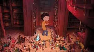 Cine Infantil en Aula CAM