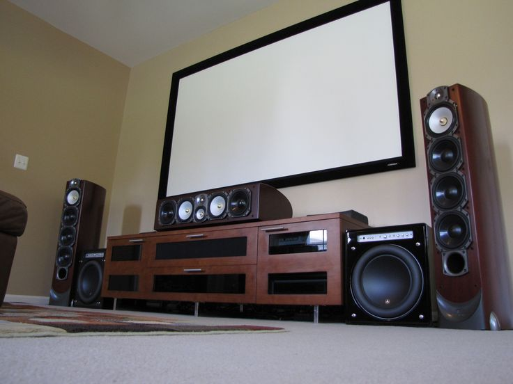 KCWolfPck's Home Theater Gallery - Paradigm Home Theater (45 photos)