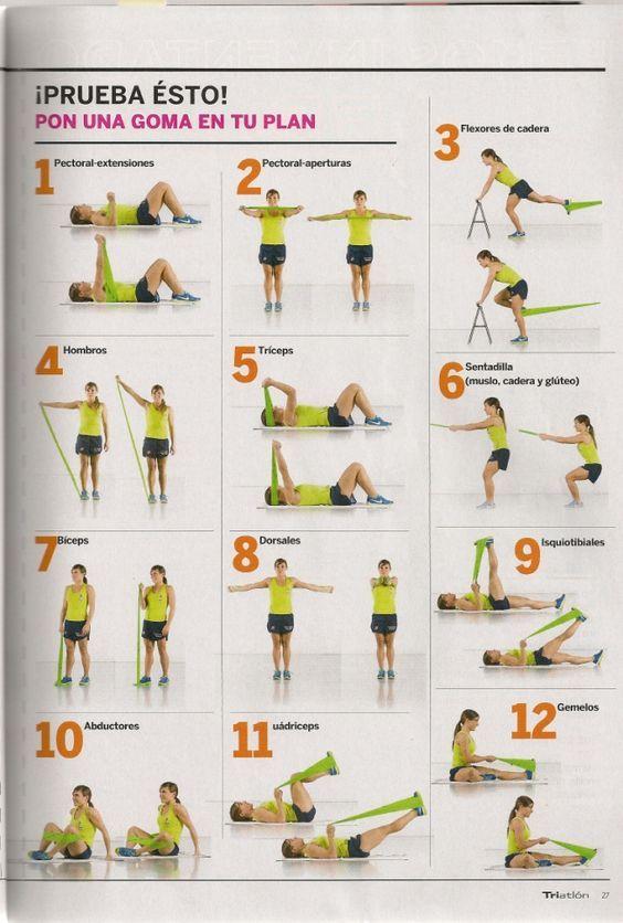 17 mejores ideas sobre gimnasios en casa en pinterest - Decoracion de gimnasios ...