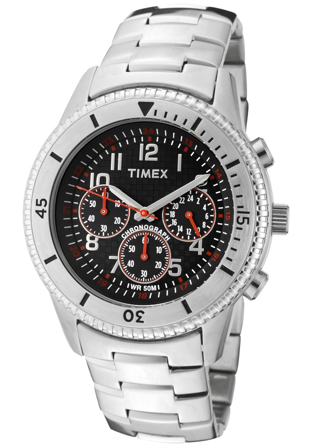 Price:$65.48 #watches Timex 2N159, Collectively matching anyone's style, this trendy Timex, with its cool, bold design, will elegantly go with any outfit.