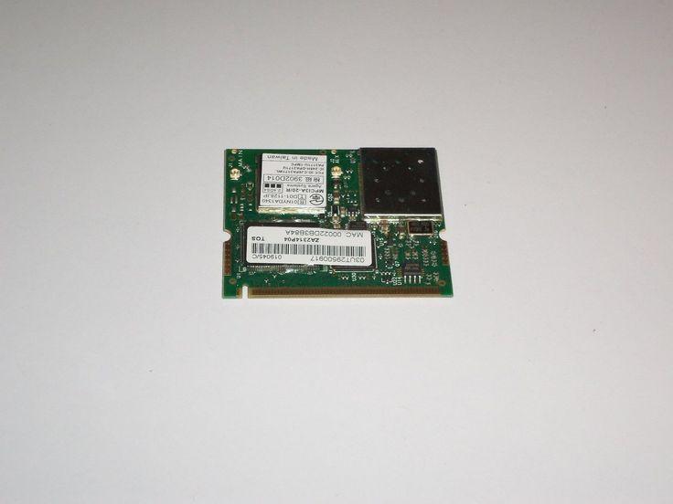Toshiba Satellite A25 Agere Mini PCI Card 8U354 PA3171U-1MPC
