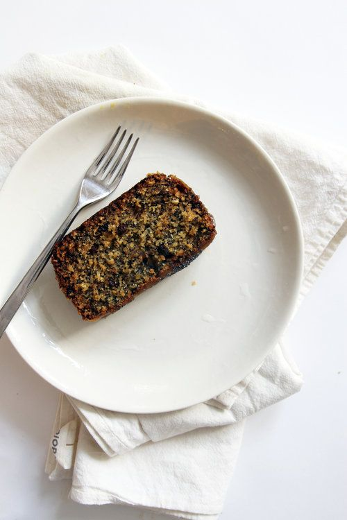Orange, Poppy Seed, & Currant Bread
