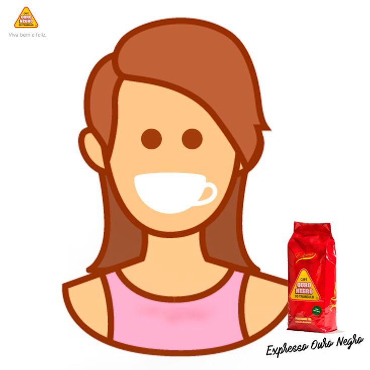 ☕ - Convidar os amigos para um Expresso Ouro Negro em casa é tudo de bom! ;)  http://cafeouronegro.com.br/  #café #caféouronegro #vivabemefeliz #filtreoqueébom