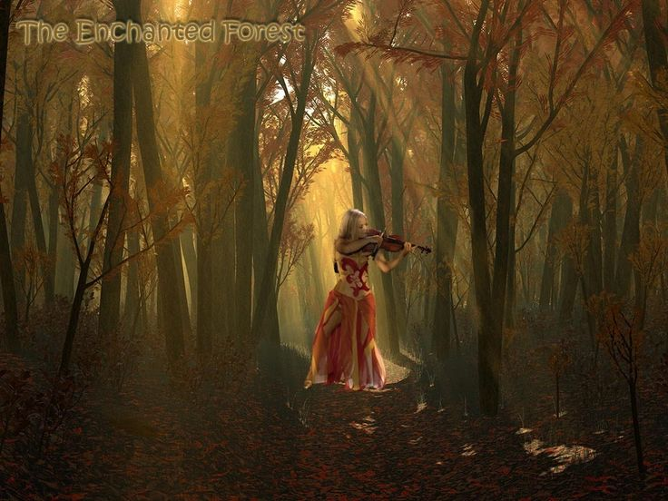 autumn fairy tale wallpaper - photo #38
