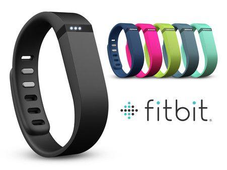 Fitbit Flex - Aktivitetsmåler du fester på håndleddet!