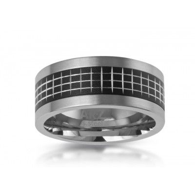 Get 15% off this dope A.R.Z Steel Ring when you use code hype15