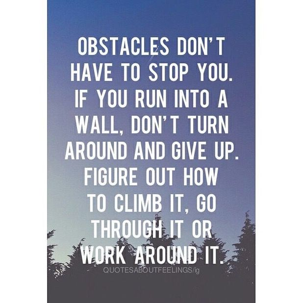 Motivational Quotes For Sports Teams: Best 25+ Overcoming Obstacles Ideas On Pinterest
