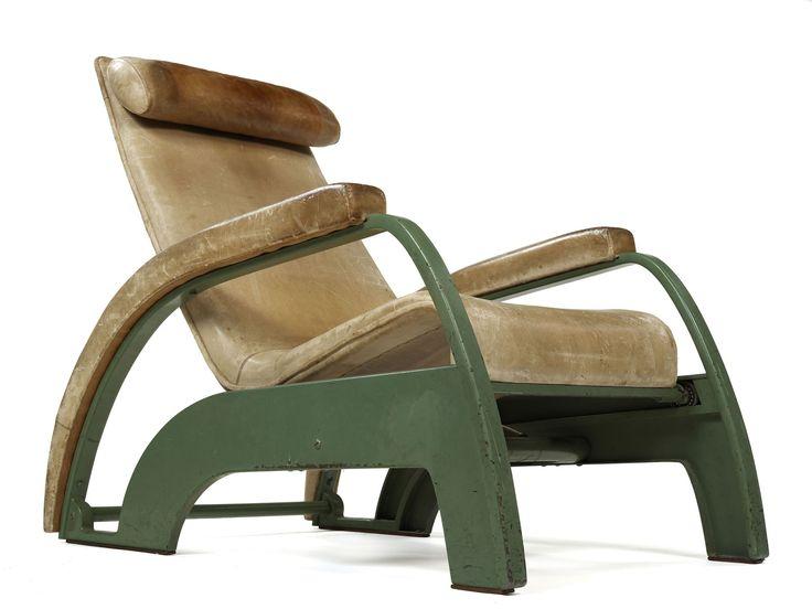 jean prouve | Jean Prouvé « structure nomade », vente le 24 octobre 2011 ...