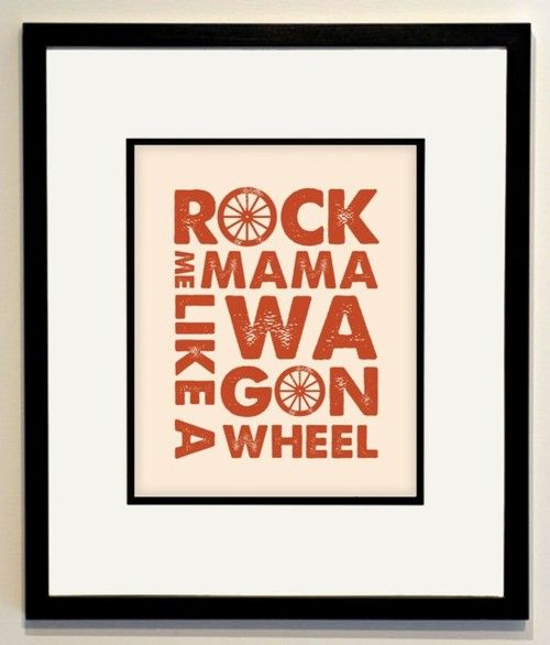 great print for one of the coolest and easiest songs to play ever.