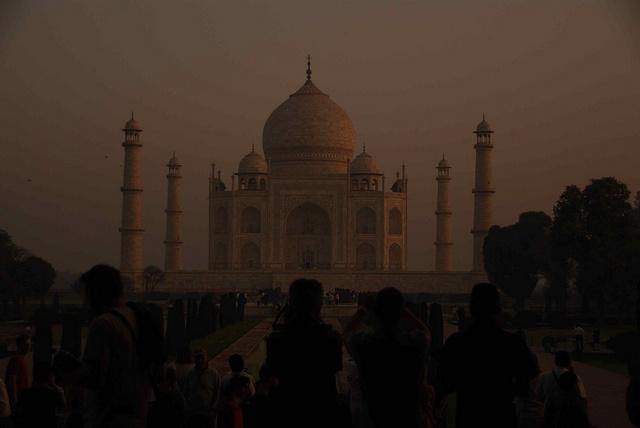 Agra, by wadlingbury, via Flickr
