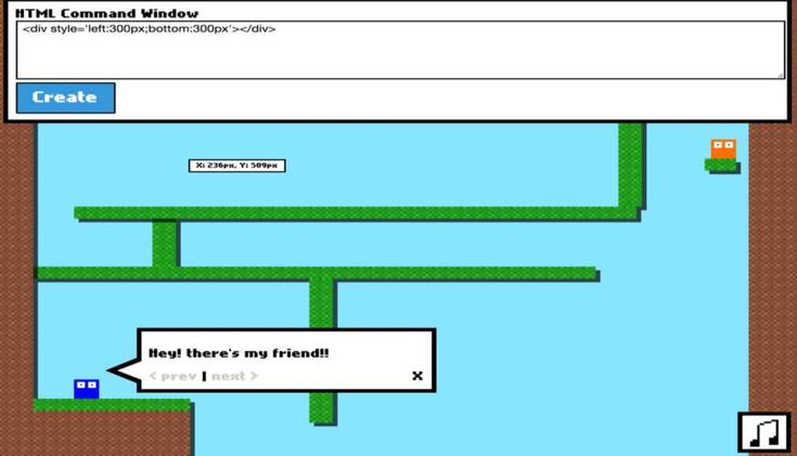 Do You Know HTML And CSS? Prove Your Skills By Playing Super Markup World In Your Browser