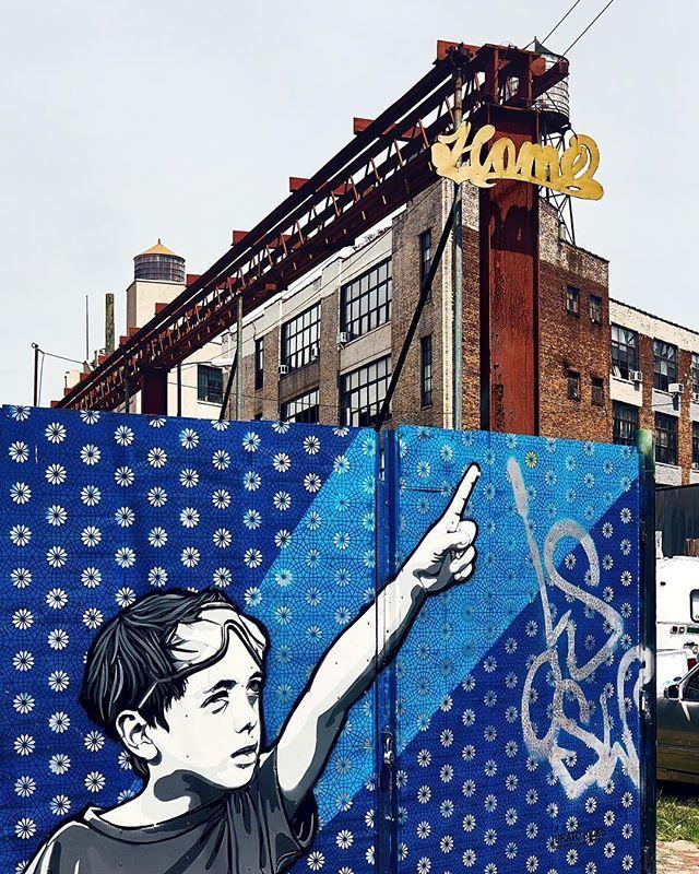 #streetart @ #bushwick #brooklyn #newyorkcity