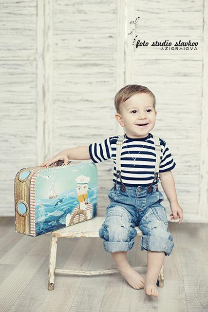 Dětský kufřík #Kazeto z kolekce #Chupíková. Chupikova collection children suitcase.