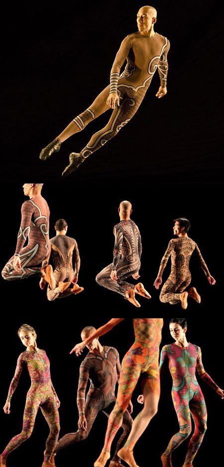Grupo Corpo - grupo de dança contemporânea de Belo Horizonte - MG