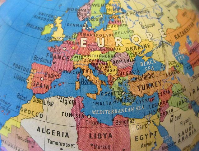 """May 15, 2013: What Europe Means from the monthly column by CAPA International Education's Dr. Michael Woolf, """"Thoughts on Education Abroad"""". www.capa.org"""
