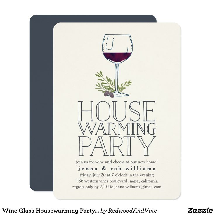 61 best Housewarming Invitations images on Pinterest ...