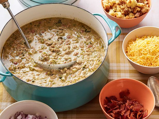 Ranch-Style Turkey Chili Recipe : Rachael Ray : Food Network - FoodNetwork.com