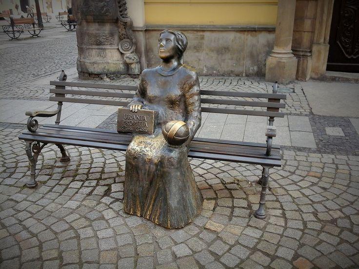 Swidnica - In memoria di Maria Cunitz astronoma polacca