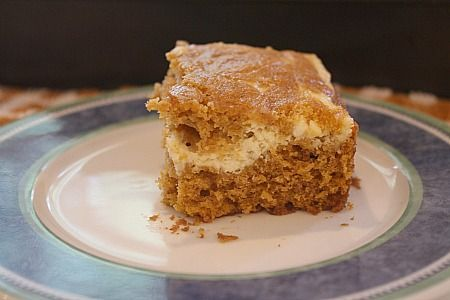 Pumpkin Roll Bars   I Was Born To Cook