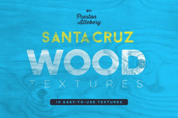 SUPER HOT.---Check out Santa Cruz Wood Texture Pack by Preston Attebery Co. on Creative Market