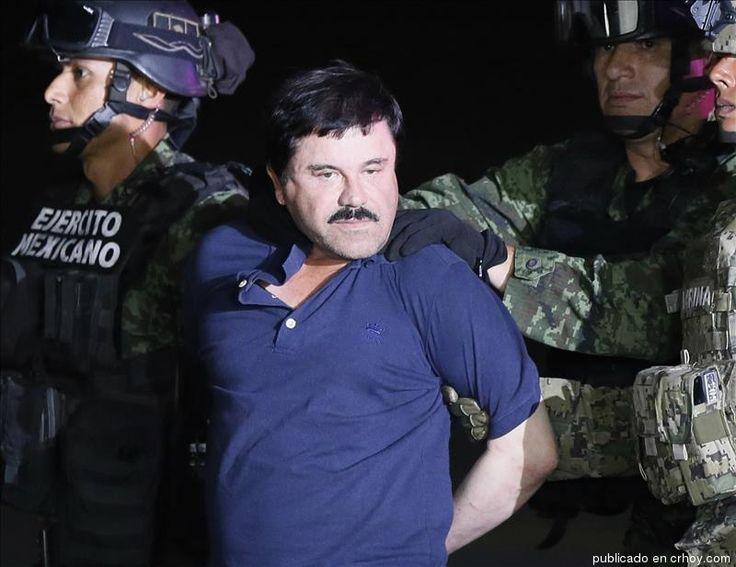 México autoriza extradición del Chapo Guzmán a EE.UU