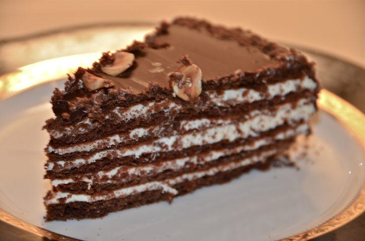 Yummy Layered Cake Recipes: 26 Best Russian Desserts Images On Pinterest