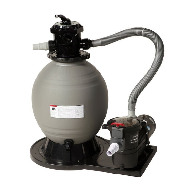 Blue Wave 22 in. Sand Filter System with 1-1/2 HP Pump for Above Ground Pools - NE6170